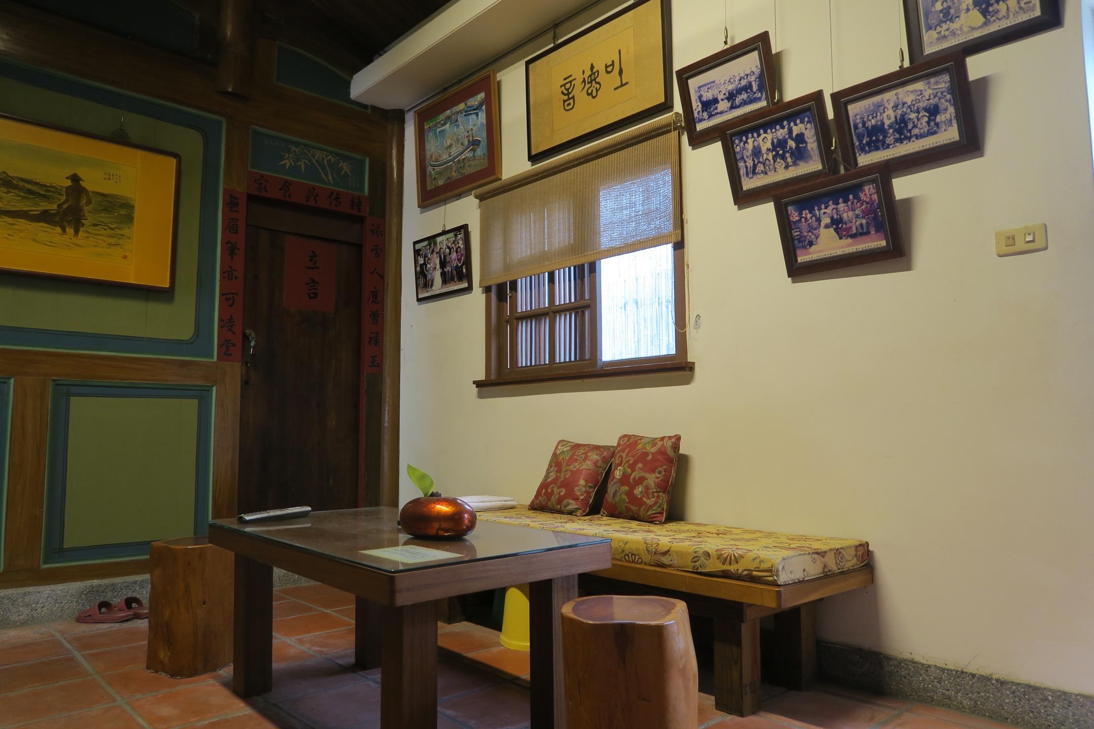 溫馨的起居室